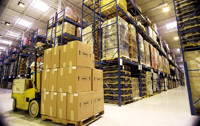 Logistics Warehouse & Distribution